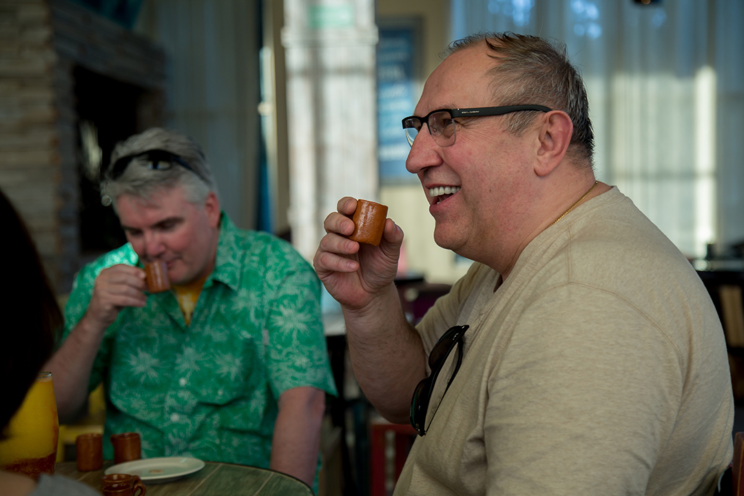 CHRIS NOTES - Learn to taste Mezcal like a Pro!